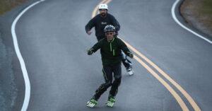 Προπονηθείτε για το ski κάνοντας inline skate !