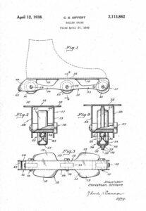 12-SiffertPatentDrawing-Heel Brake 1938