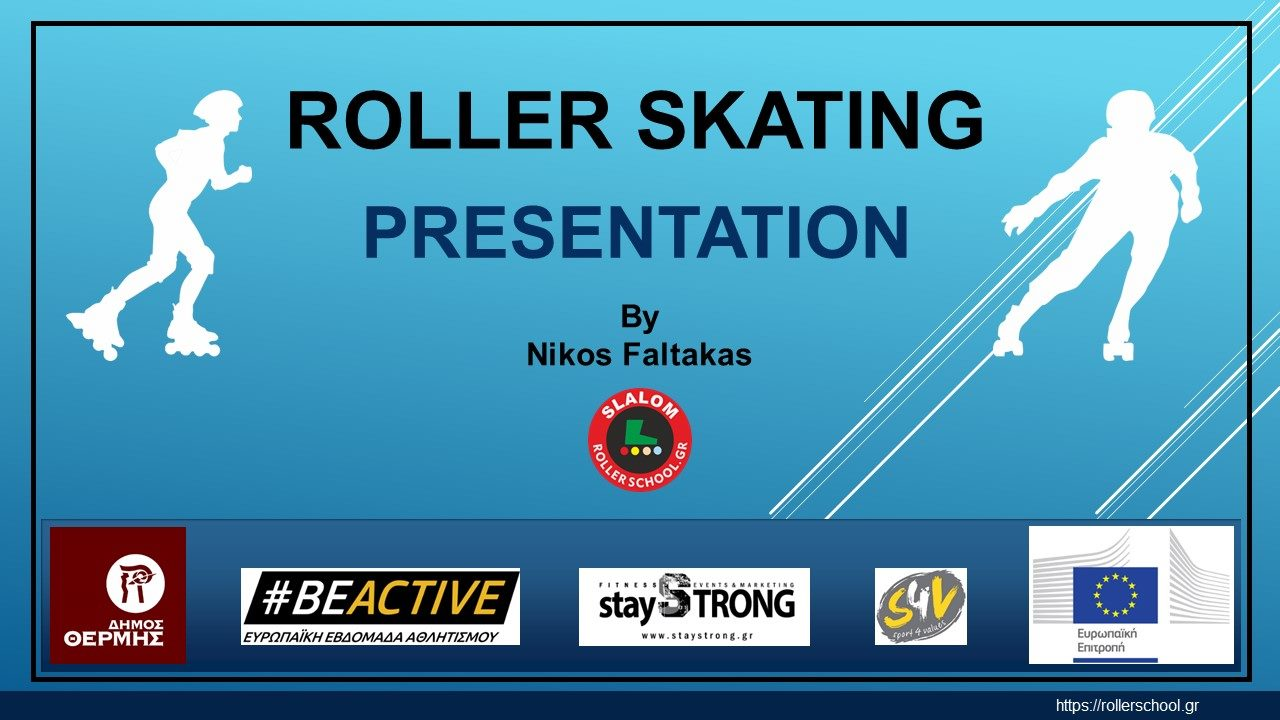 rolleskating presentation